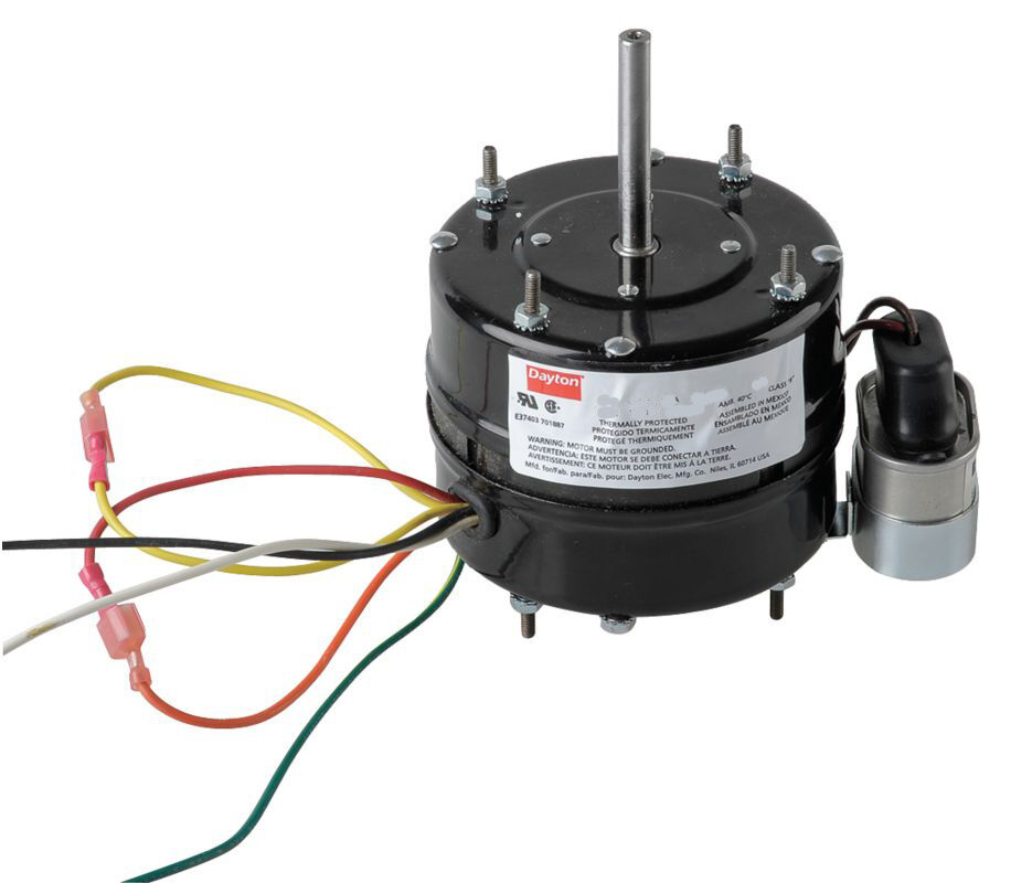 1 20 Hp 1625 Rpm 115v 4 4 Diameter Teao Psc Fan Motor