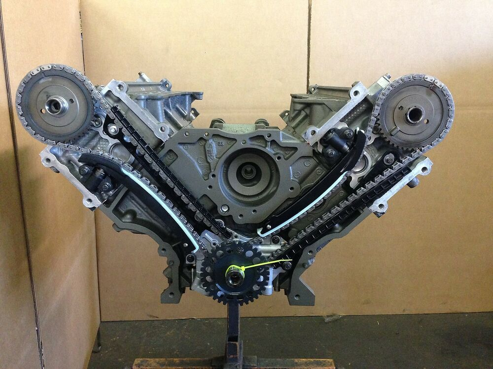 Ford 5 4l Remanufactured Longblock Engine