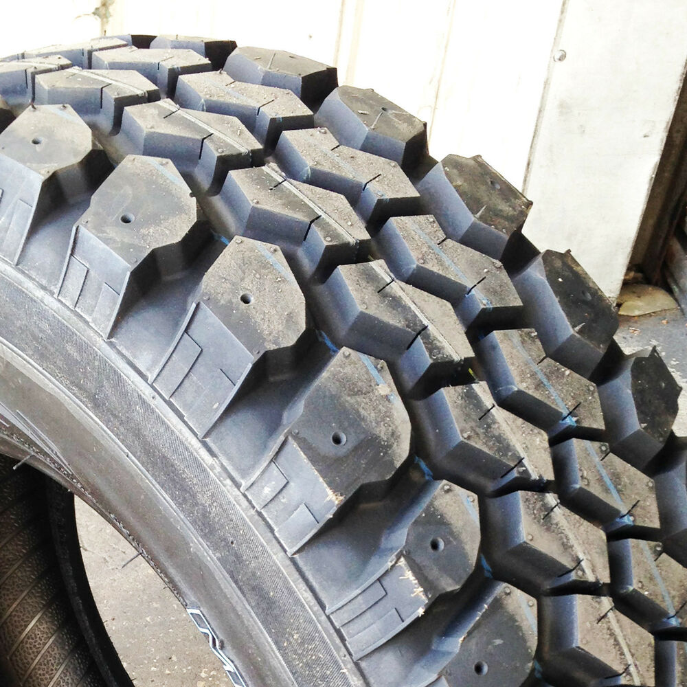 All Terrain Tires >> 4 NEW NANKANG MUDSTAR Mud Terrain Tire M/T LT 285/70-17 285/70/17 2857017 D | eBay