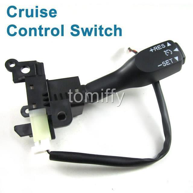 cruise control switch for toyota camry corolla matrix prius lexus 84632 08021 ebay. Black Bedroom Furniture Sets. Home Design Ideas