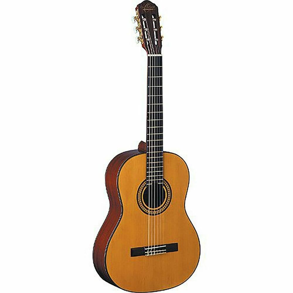 new oscar schmidt oc1 3 4 size classical acoustic guitar natural free shipping 410100254959 ebay. Black Bedroom Furniture Sets. Home Design Ideas