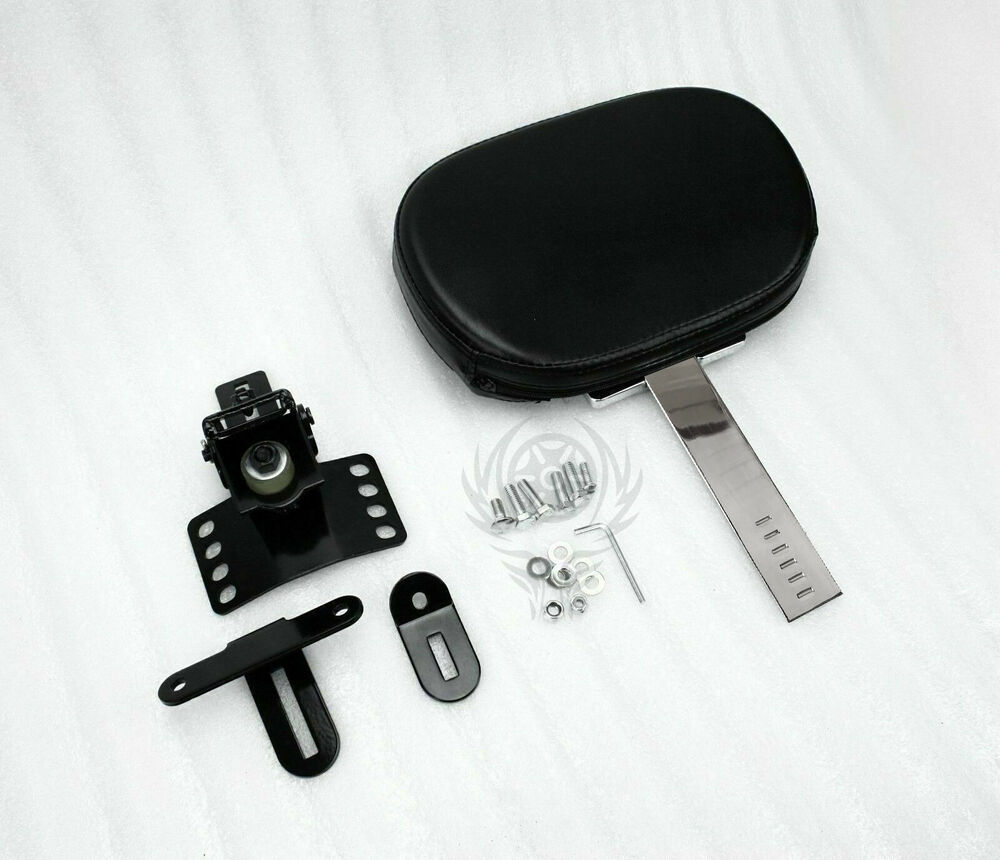 Driver Backrest For Harley Davidson Road Glide