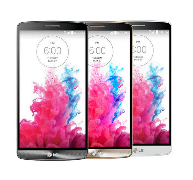 "5.5"" LG G3 D851 4G Unlocked T-Mobile Smartphone - 32GB ..."