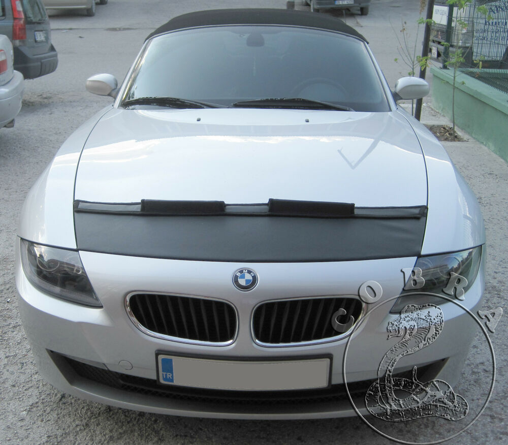 2005 Bmw Z4: BMW Z4 BRA MASK 02 03 04 05 06 07 08 Custom Bra Car Hood