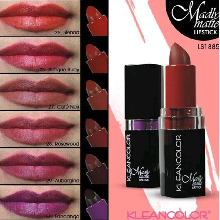 Ruby rose matte lipstick