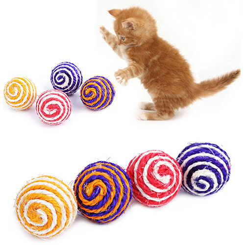 181977077114 on cat toy scratch ball