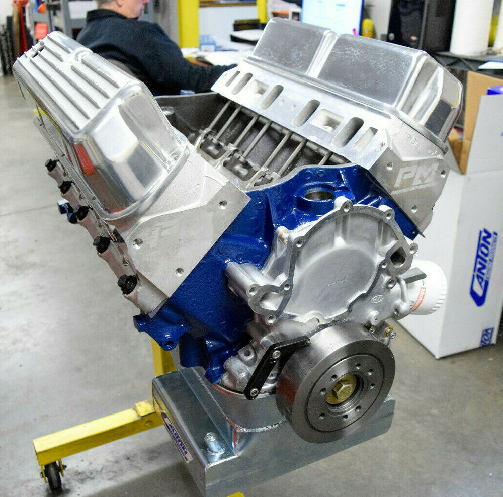 S L on Ford Small Block 427 Crate Engine