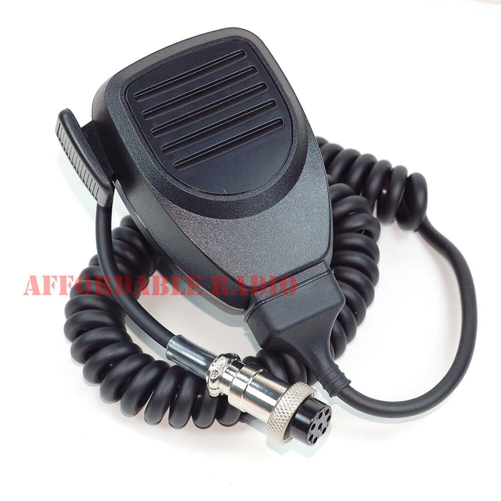 Parts For Microphone Cable : Pin mic microphone extension cable for icom radio ic