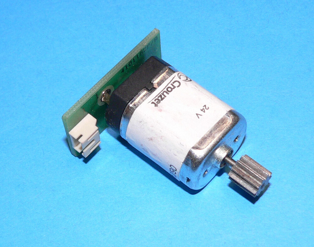Crouzet 24v dc carbon brush hobby motor 89909005 7000 rpm for Toy helicopter motor rpm