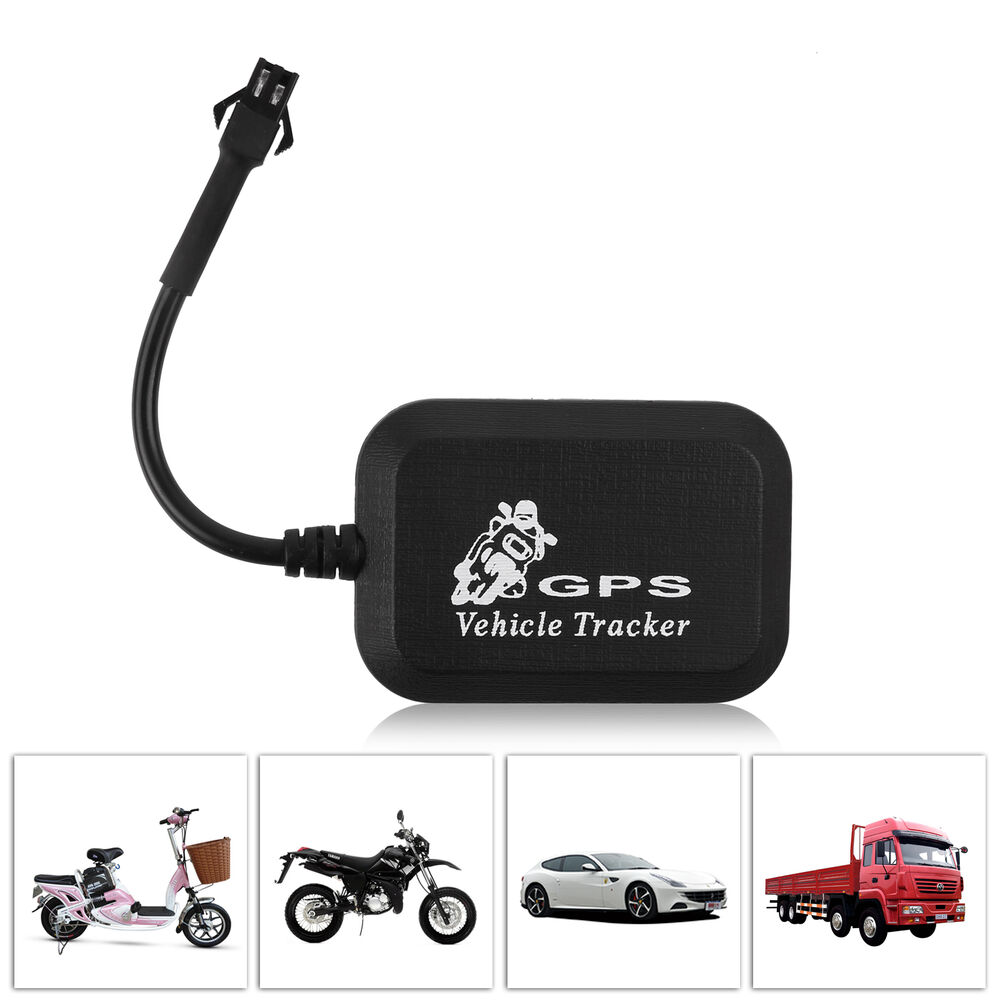 mini gsm gprs gps tracker moto car real time tracking. Black Bedroom Furniture Sets. Home Design Ideas