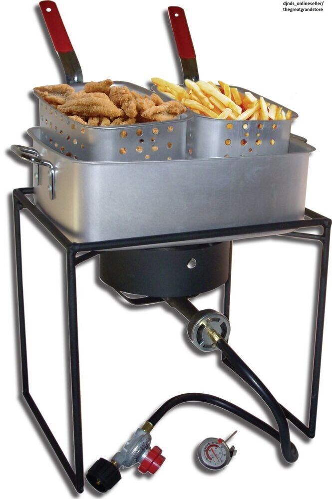 Fish fryer the deep fry well that should you fish fryers for Fish fryer basket