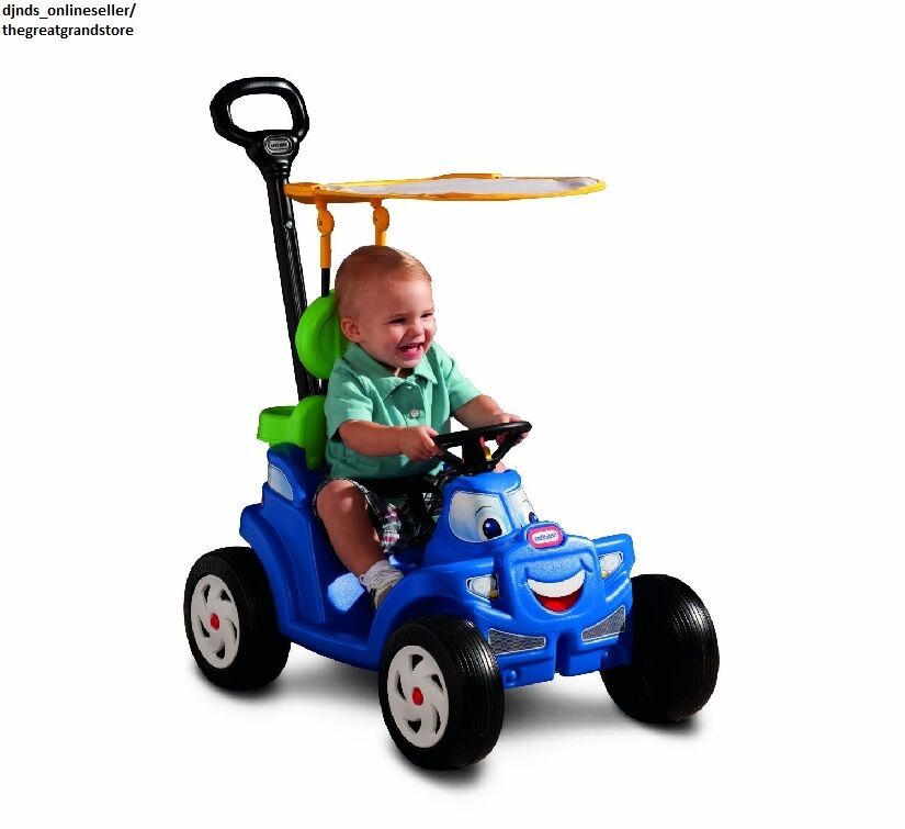 Kids Riding Toy Ride On Baby Toddler Children Car Deluxe