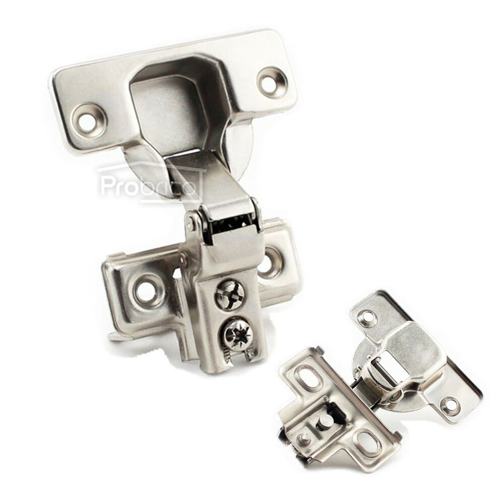 Face Frame Kitchen Cabinet Cupboard Door Hinges Half