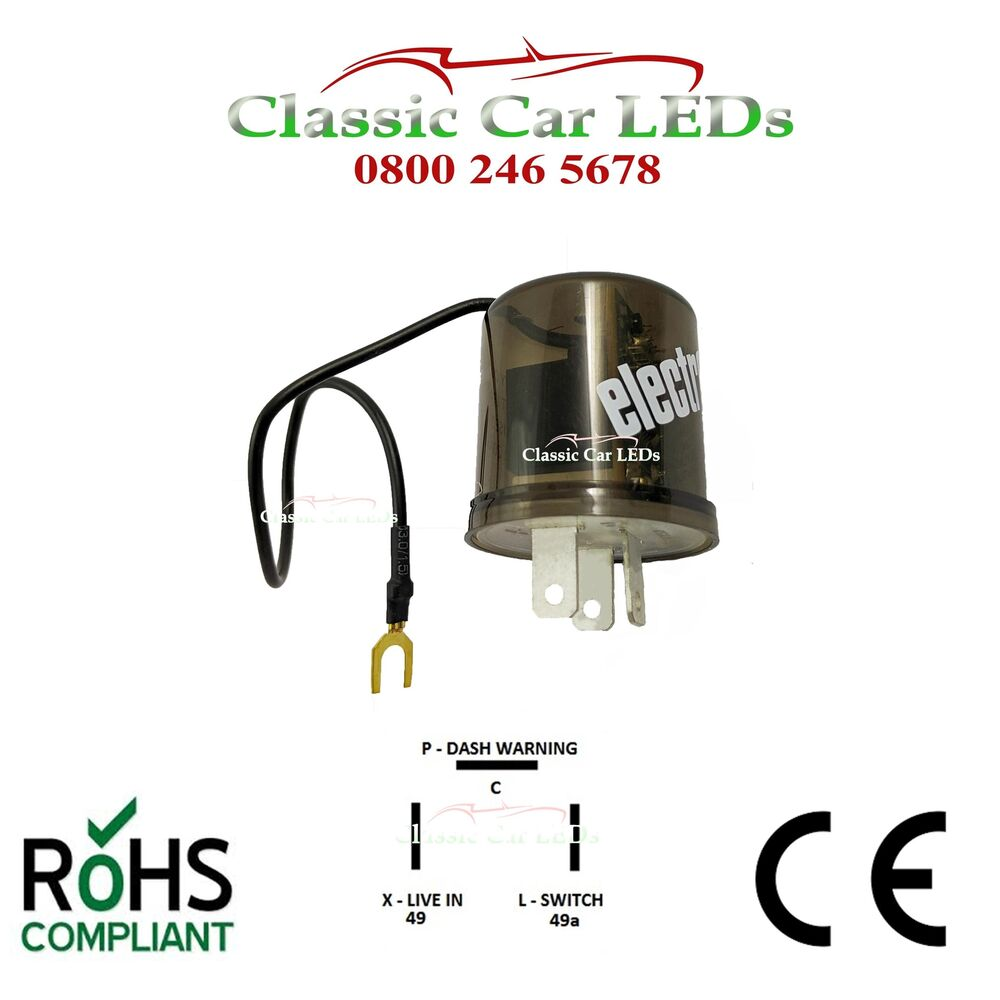 s l1000 6v electronic indicator flasher relay positive earth motorcycle 2  at cos-gaming.co