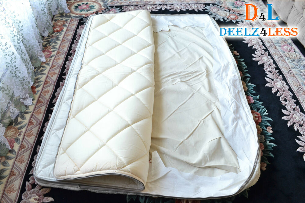For your consideration I have this good condition Select Comfort Sleep Number Queen sizeP5 Model pillow top cover (60