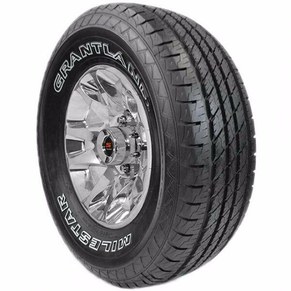 4 New 235 75r15 Milestar Grantland Xl Tires 235 75 15 R15