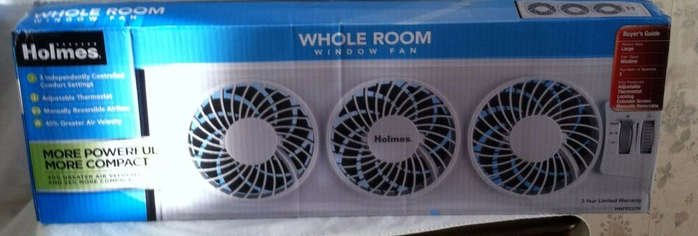 Holmes 3 Blade Independently Controlled Setting Whole Room