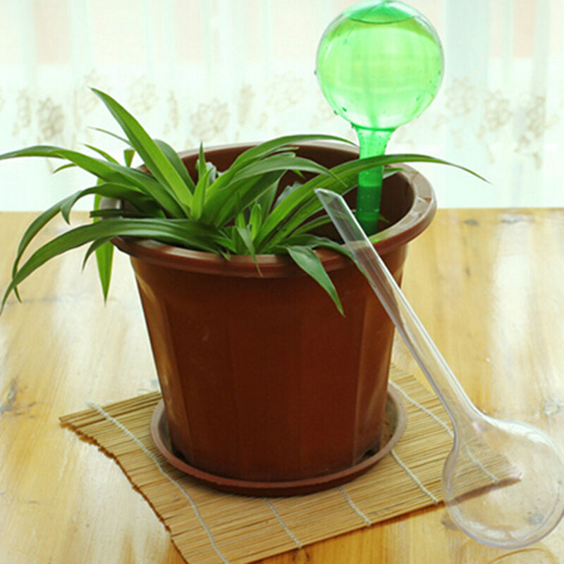 Plant flower water control drip globe automatic plant for Plant waterer