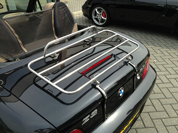 Bmw Z3 Luggage Bmw Z3 Roadster Luggage Rack New Ebay
