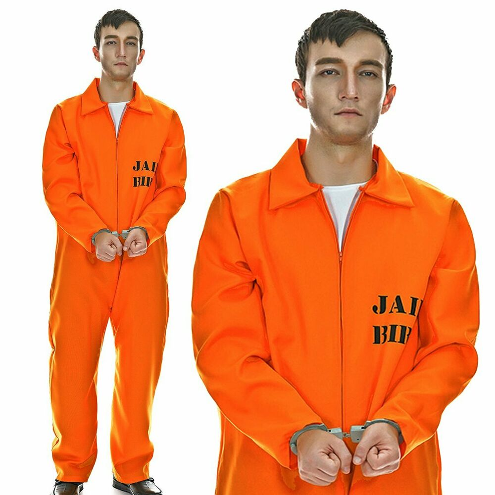 Convict Halloween Costumes