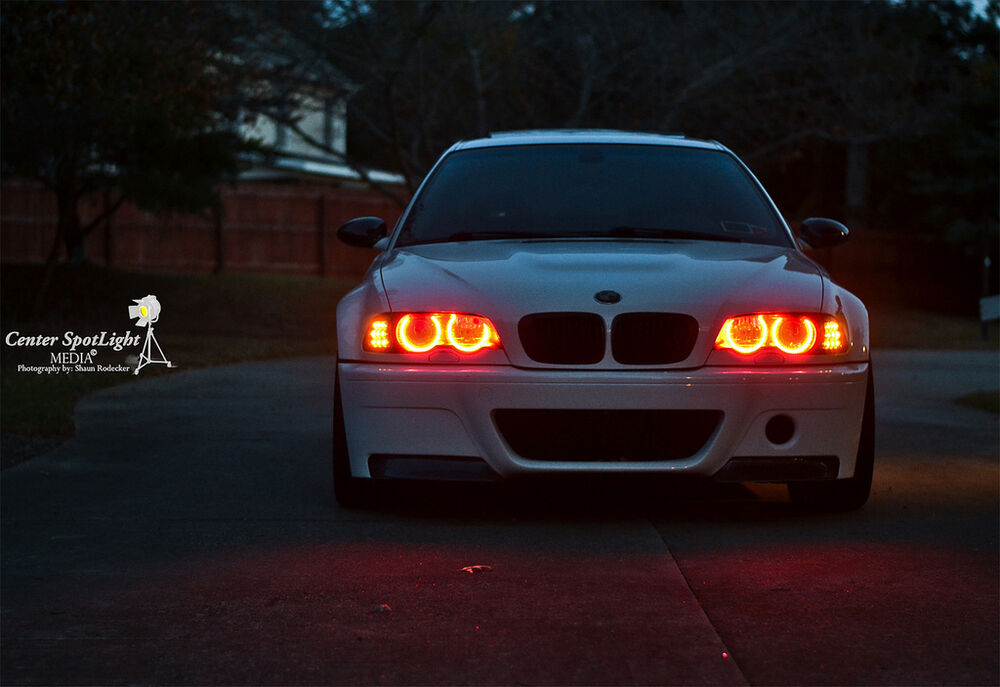 bmw e46 e38 e36 umnitza orion v2 multi color rgb led shift angel eyes halo kit ebay. Black Bedroom Furniture Sets. Home Design Ideas