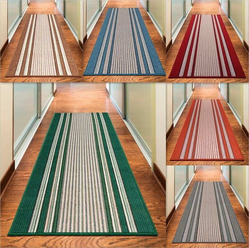 Long Short Narrow Small Door Mats Washable Kitchen Rugs