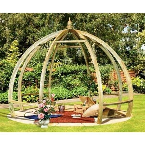 grange apollo pergola timber wooden garden structure. Black Bedroom Furniture Sets. Home Design Ideas