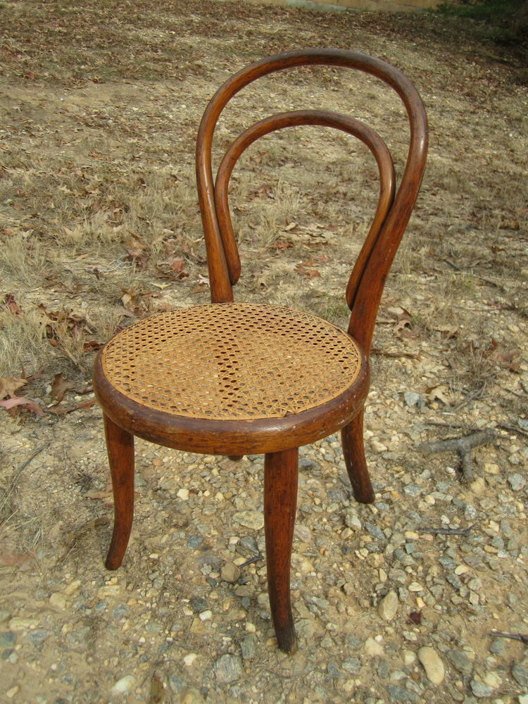Exceptional Original Antique Thonet Bentwood Child S Chair