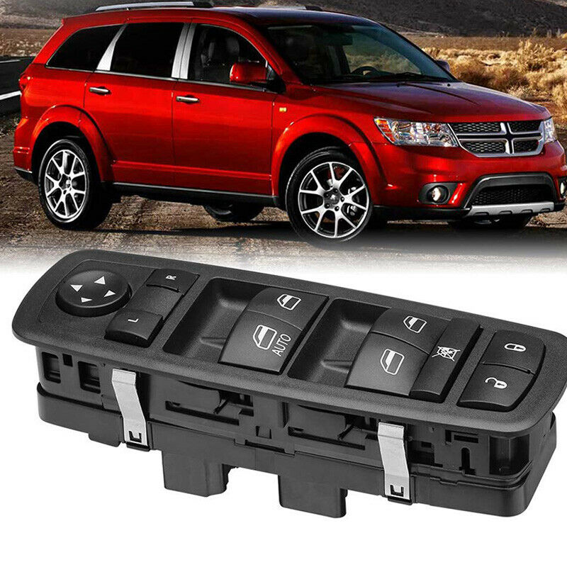 master power door lock window switch for dodge nitro 2008. Black Bedroom Furniture Sets. Home Design Ideas