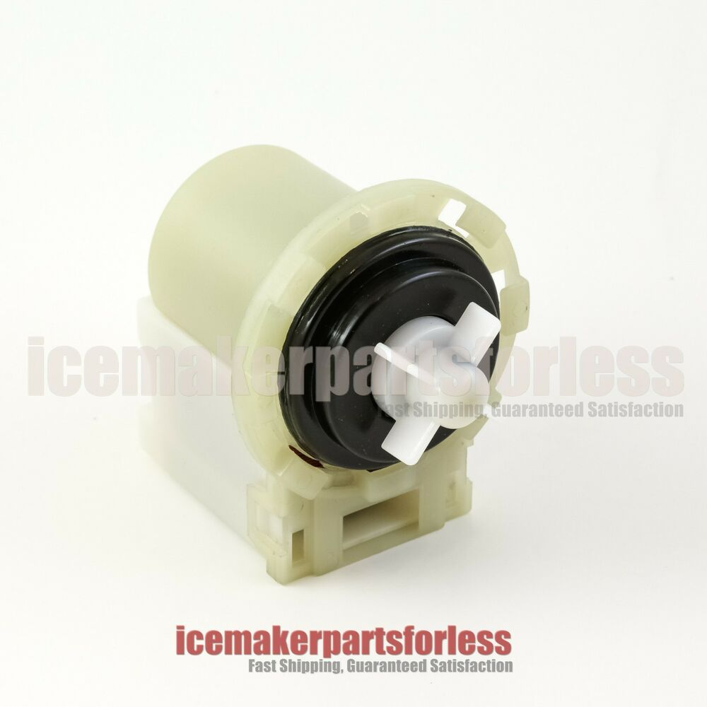 New replacement drain pump for kenmore whirlpool p n for Kenmore washer motor replacement