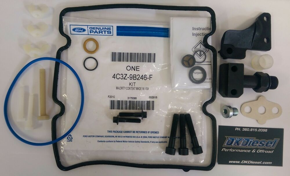 Genuine OEM Ford 6.0L Powerstroke STC HPOP Fitting Update ...