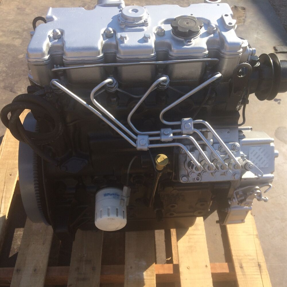Perkins Diesel Engine 404c