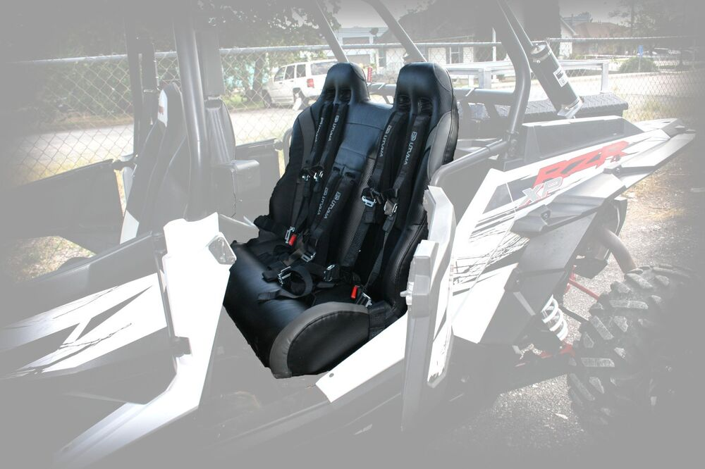 Rzr 4 1000 Amp 900 2015 2016 Rear Bench Seat Ebay