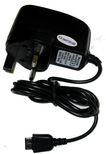 Gt Charger: Mains Wall Charger For Samsung GT-E1200 E1190 E1150 E2121