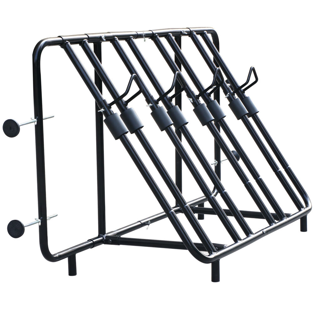 4 Four Bicycle Bike Rack Adjustable Truck Pick Up Bed
