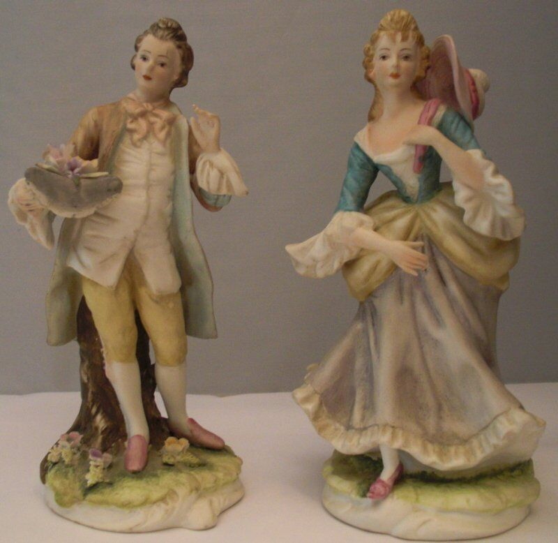Lefton Mildred and George Collectible Vintage 1950's ...