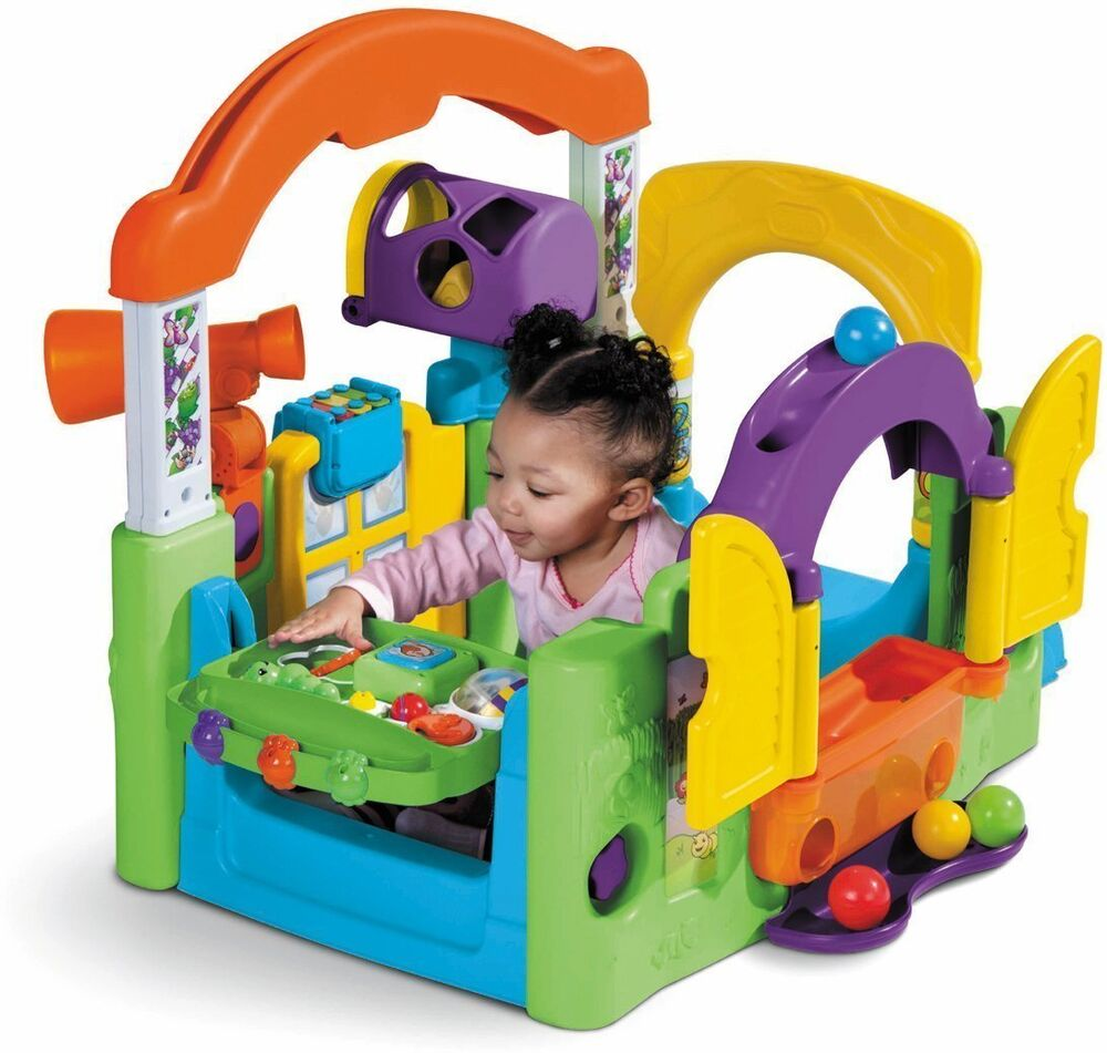 New Activity Toy Baby Toddler Learning Play Infant Kids ...