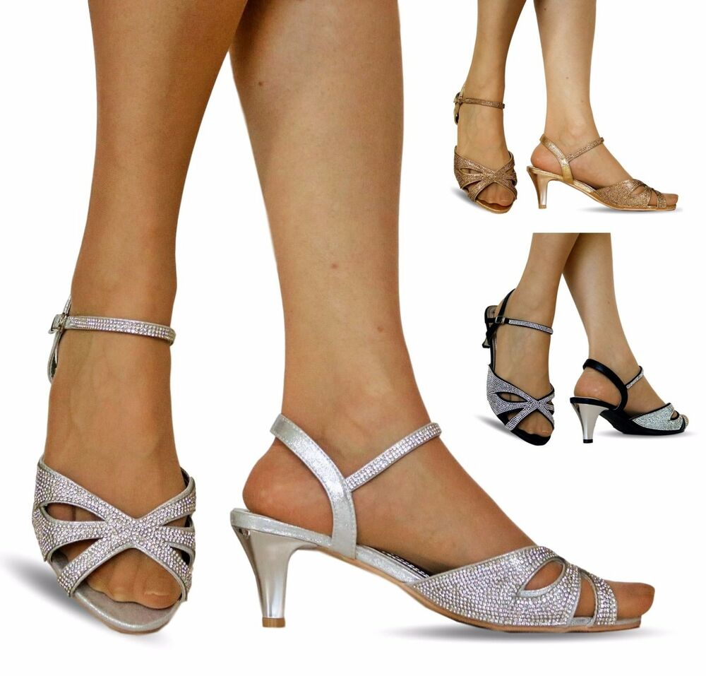 E Wide Fit Size Prom Shoes Womens