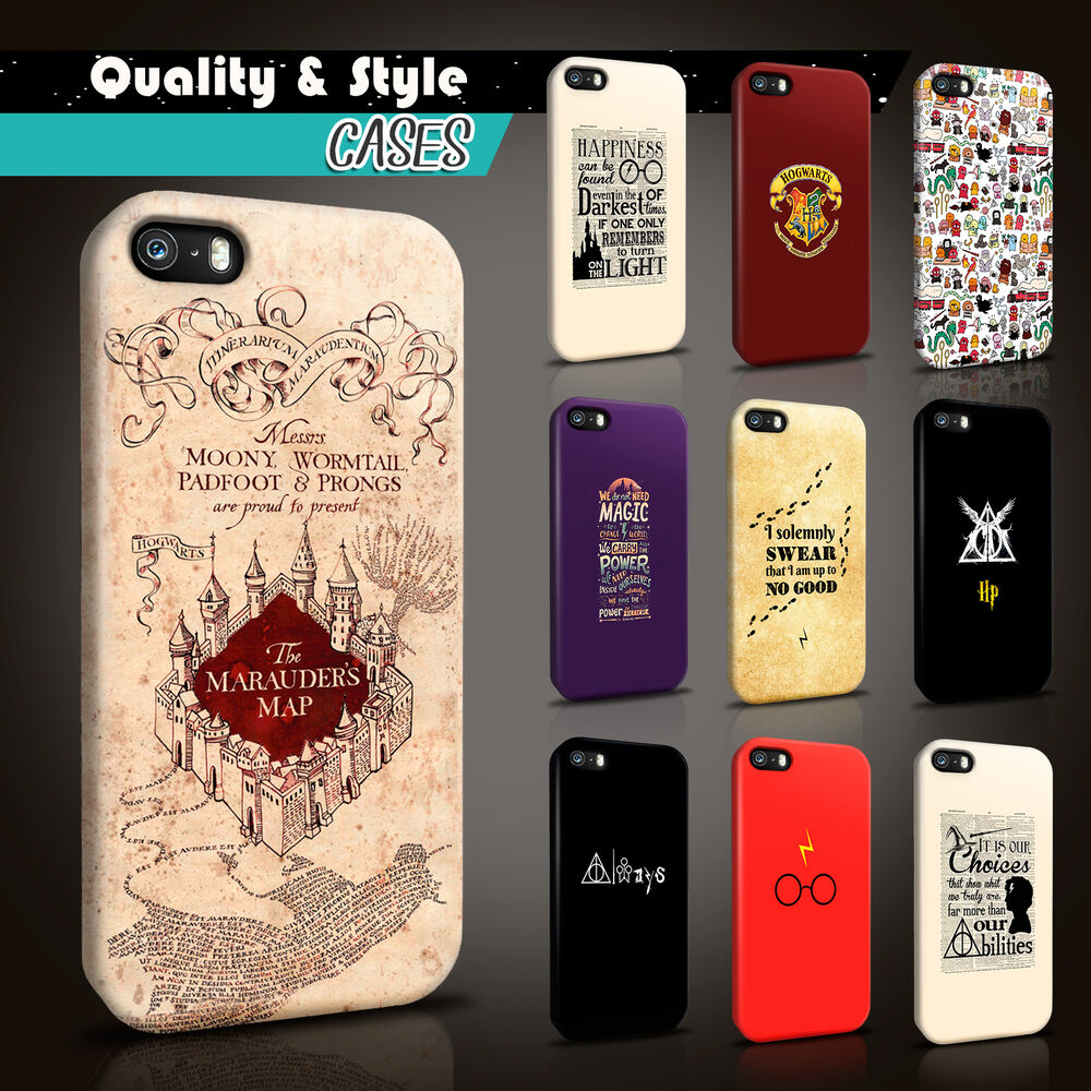 harry potter iphone 5 case harry potter phone cases covers for iphone models 4 5 17014