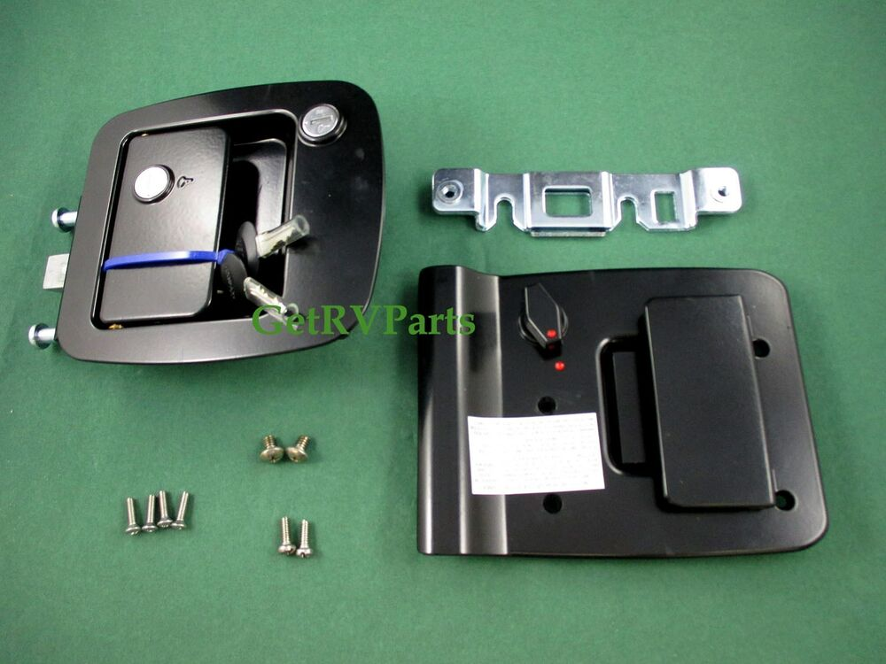 Rv Trailer Motorhome 013 257 Entry Door Lock Replaces
