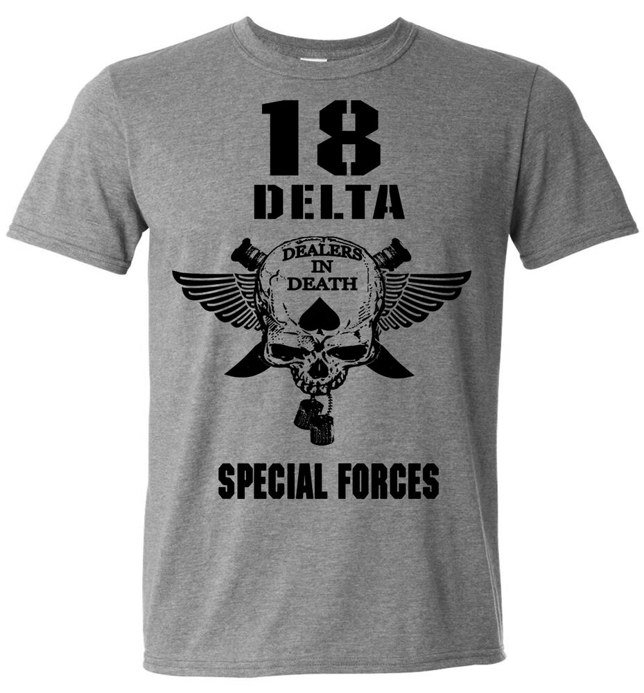 Us Army T Shirt Special Forces 11b Infantry Green Beret Army