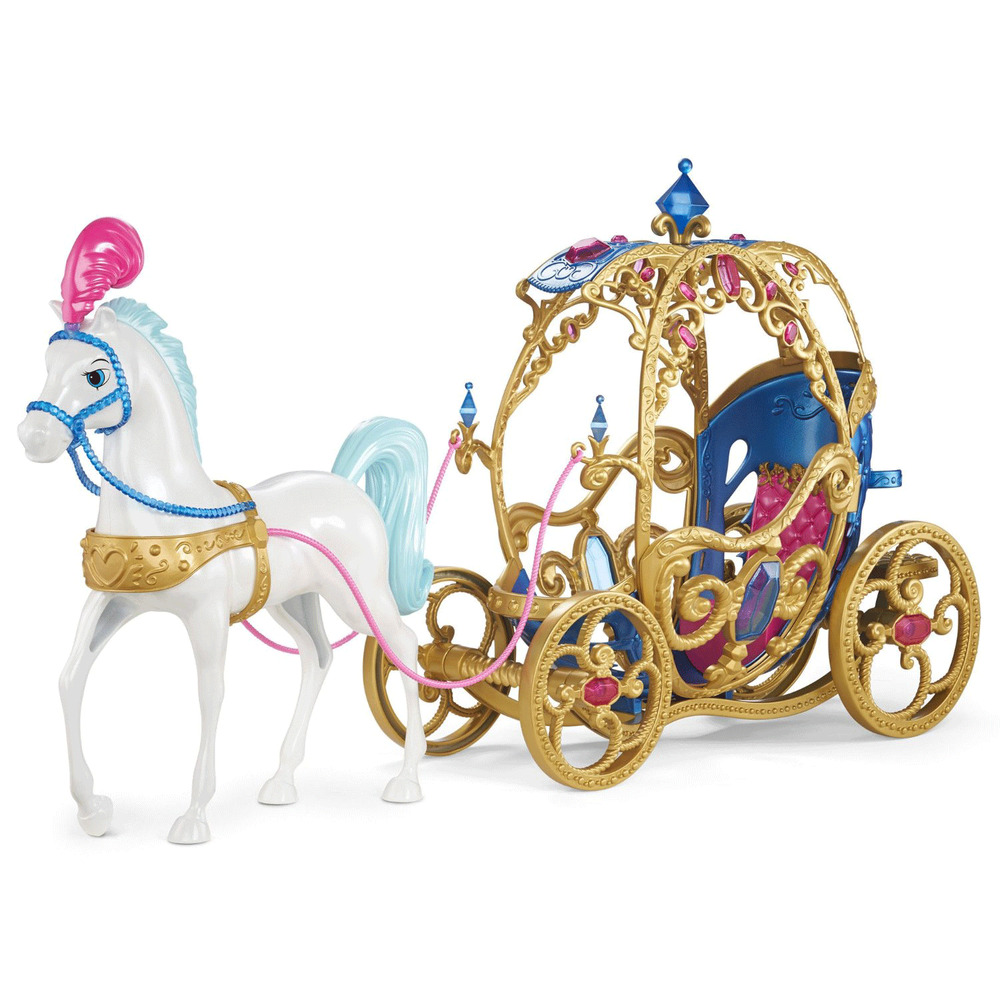Cinderella Horse and Carriage Play Set  shopDisney