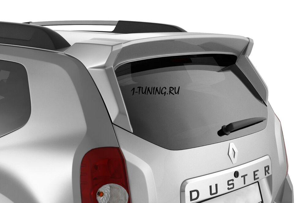 2010 2016 dacia renault duster exclusive tuning spoiler. Black Bedroom Furniture Sets. Home Design Ideas