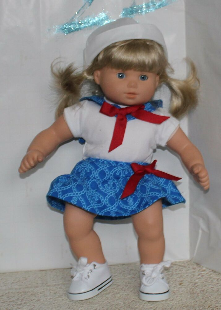 Little Sister Sailor Outfit Costume for American Girl ...