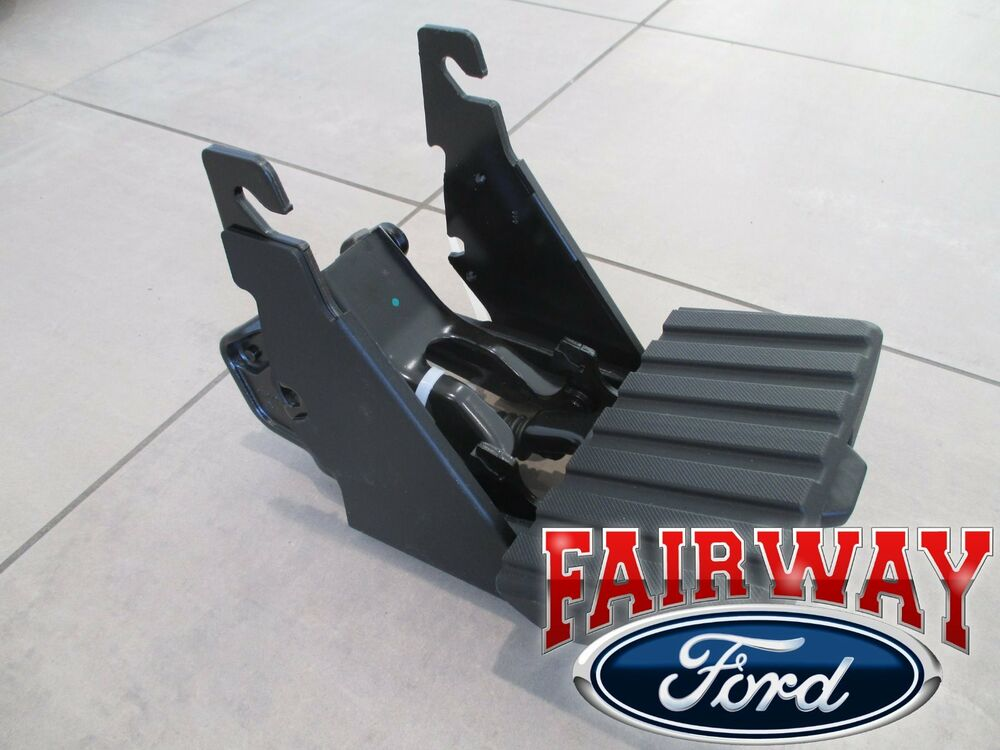 Ford Oem Parts : Thru f oem ford parts retractable bed side step