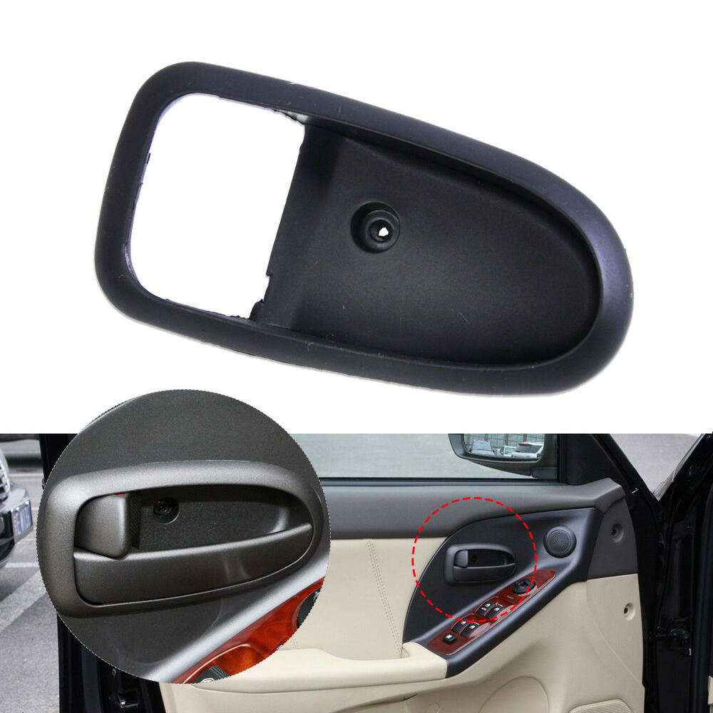 for hyundai elantra left interior inside door handle cover. Black Bedroom Furniture Sets. Home Design Ideas