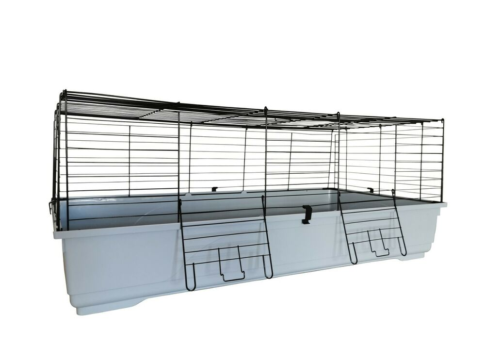 heritage rabbit 120cm p1 purple large indoor cage guinea. Black Bedroom Furniture Sets. Home Design Ideas