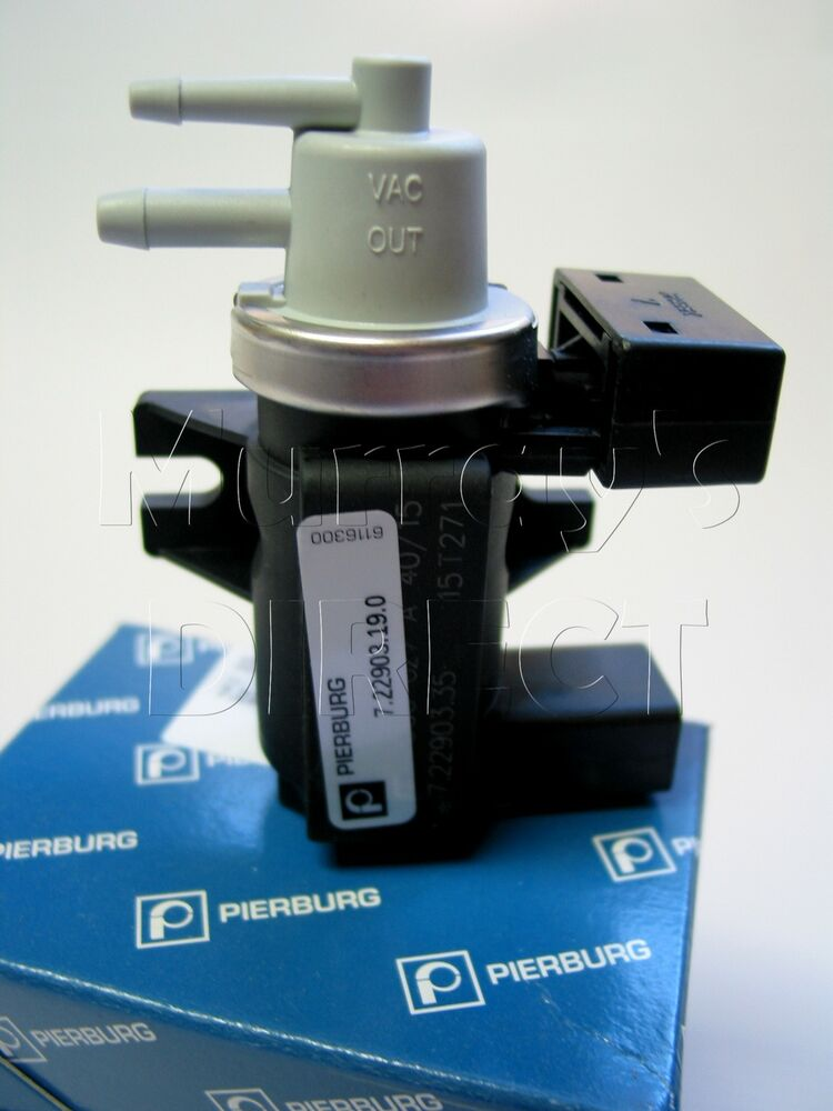 oem turbo solenoid n75 valve for audi a4 a6 1 9 2 0 tdi. Black Bedroom Furniture Sets. Home Design Ideas