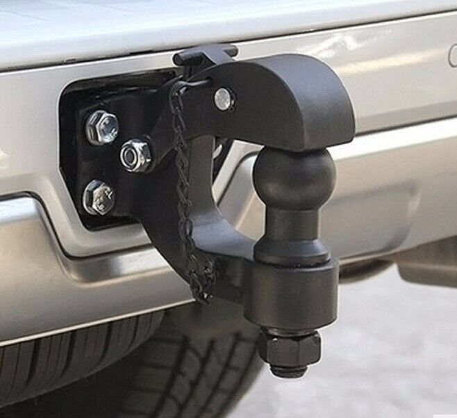 "4Runner Trd Off Road >> 5.8 Ton Pintle Hook Trailer 2"" Ball Tow Hitch For Toyota ..."