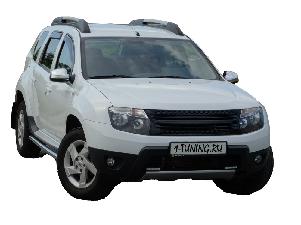 2010 2017 dacia renault duster lr top upper front radiator grille grill painted ebay. Black Bedroom Furniture Sets. Home Design Ideas